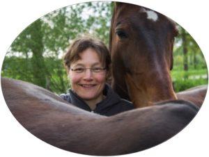 Masja Fick_Therapeut voor paarden